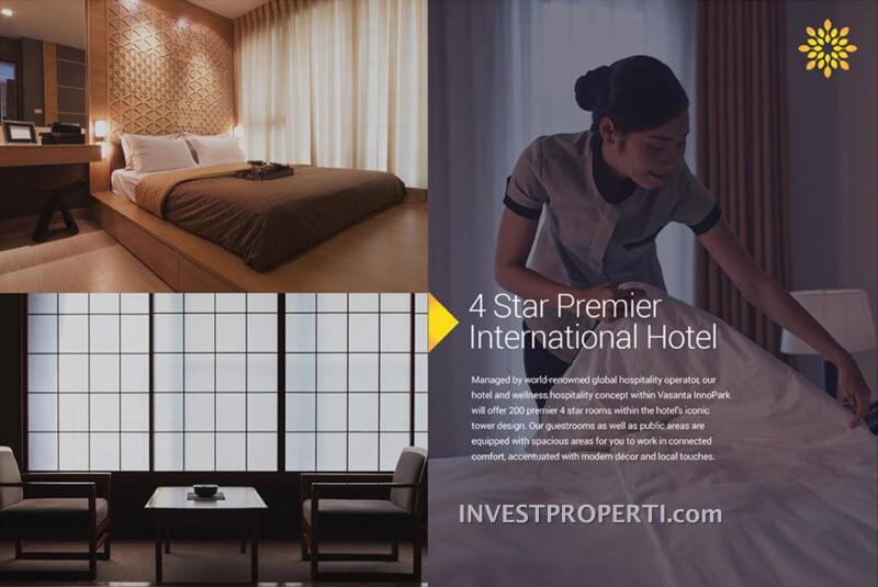 Hotel Vasanta InnoPark Cibitung