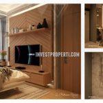 Apartemen Scandinavia TangCity Design Tipe 2 BR Corner
