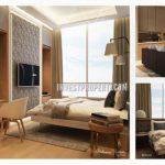 Apartemen Scandinavia TangCity Tipe 3 BR Corner Top Level Design