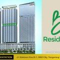 B Residence BSD Apartment