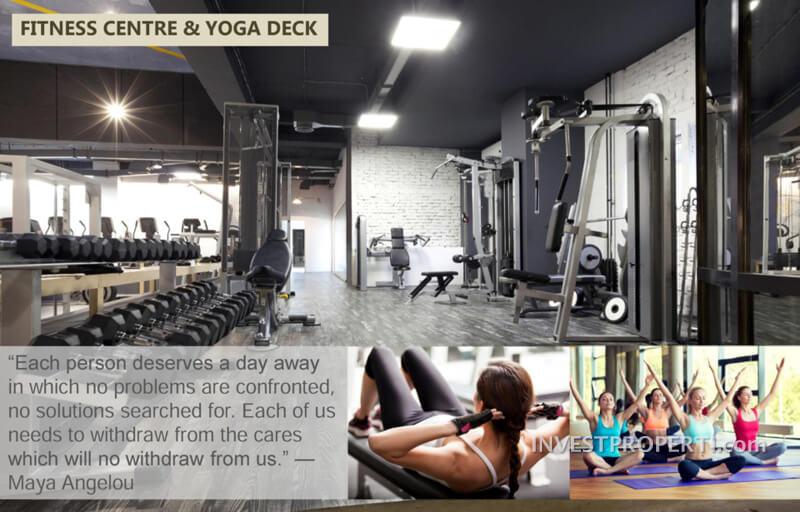 Fitness Centre - B Residence BSD