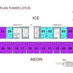Floor Plan Lotus Tower