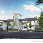 Carrillo Residence Serpong Gate