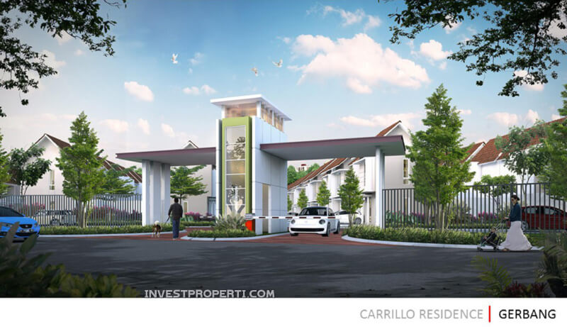 Carrillo Residence Serpong Gate