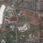 Google Map Apartemen B Residence