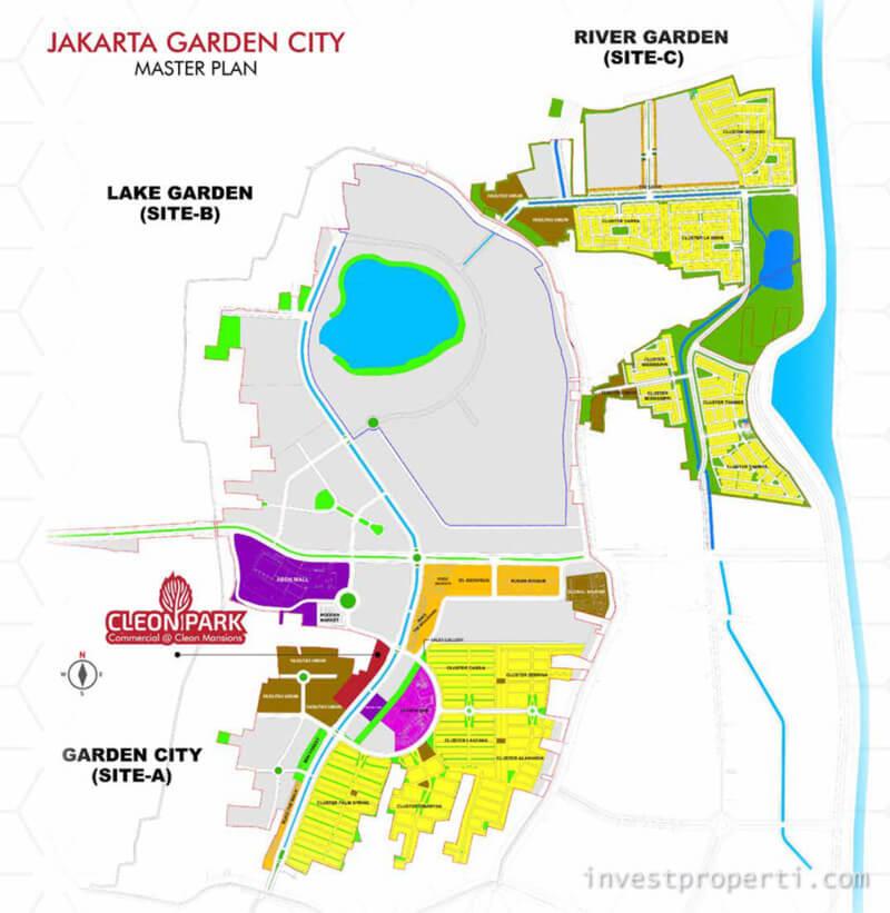 JGC Master Plan