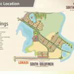 Lokasi Ruko Goldfinch Summarecon Serpong