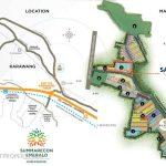 Peta Lokasi Ruko Summarecon Karawang