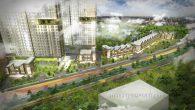 Ruko Jakarta Garden City Dijual Perdana