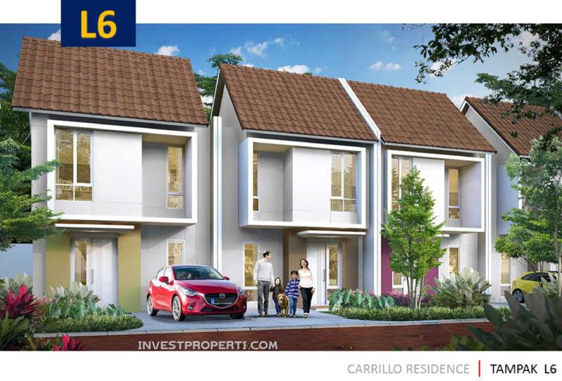 Rumah Carrillo Residence Tipe L6