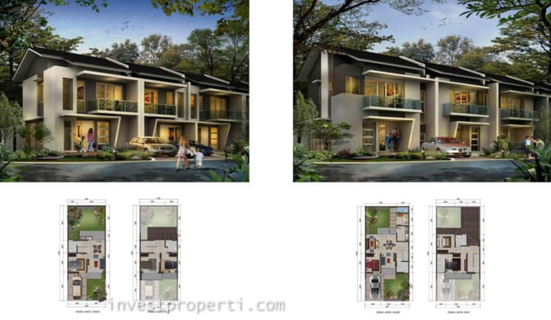Rumah Cluster Vivere
