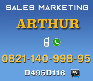 sales marketing apartemen pacific garden style
