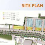 Site Plan Ruko Summarecon Karawang