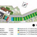 Site Plan Ruko JGC