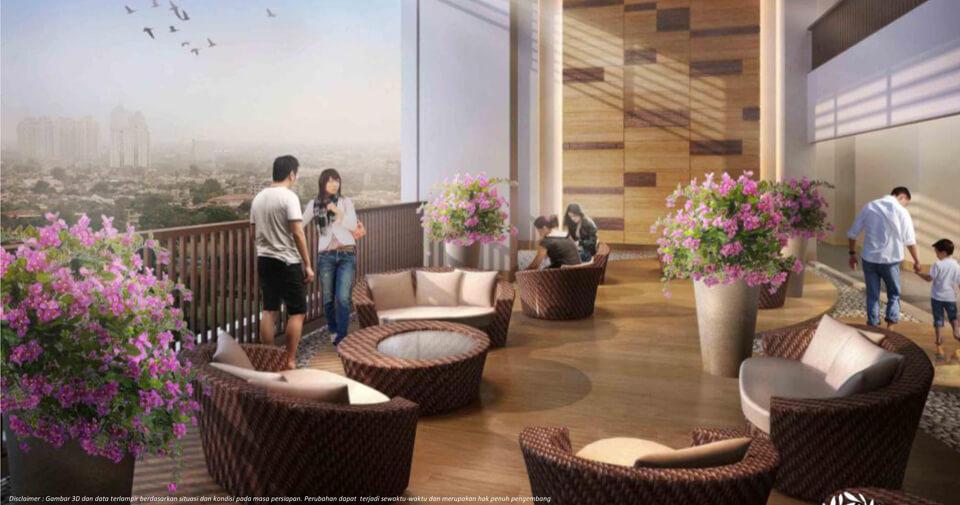 Sky Lounge Casa de Parco