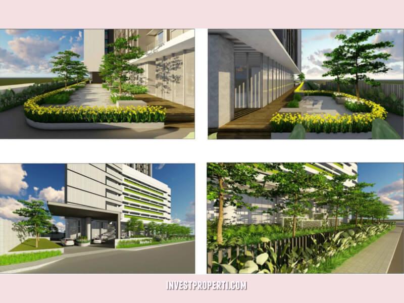 Apartemen Newton 2 Jakarta