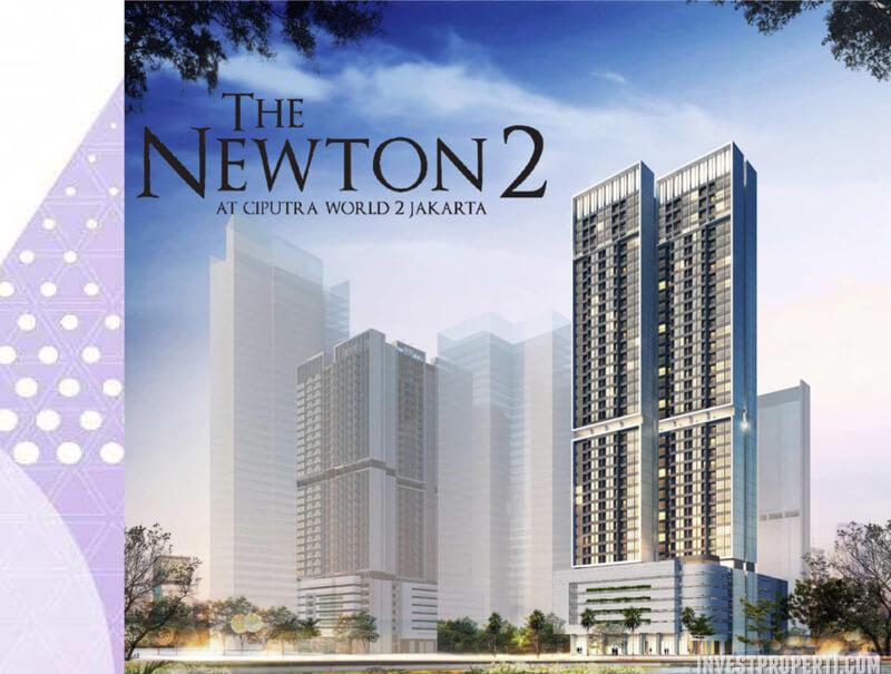 Apartemen The Newton 2 Ciputra World Jakarta