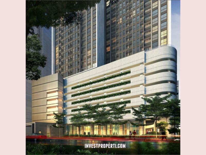 Apartemen The Newton 2 Jakarta