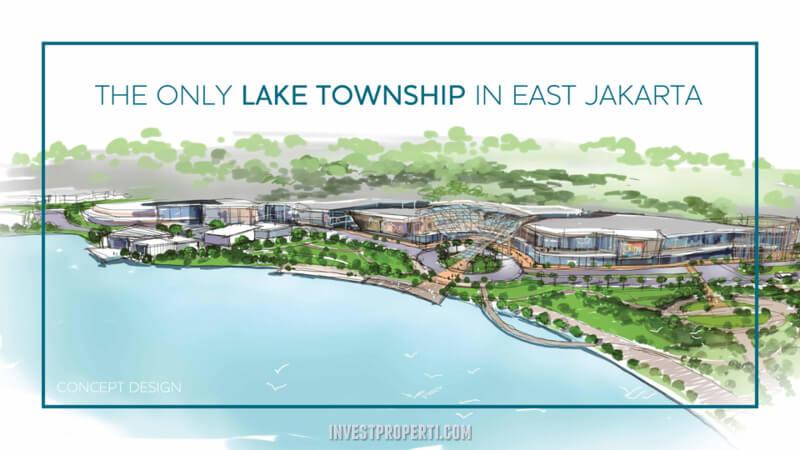 Asya JGC Lake Township Jakarta