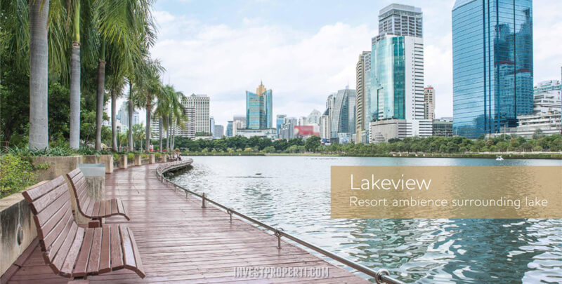 Asya Jakarta Lakeview