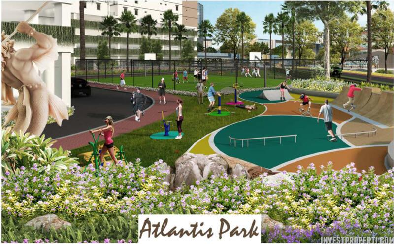 Atlantis Park - Cengkareng Sentraland Apartment