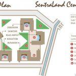 Blok Plan Apartemen Sentraland Cengkareng