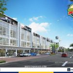 BOLSENA Square Shophouses Gading Serpong