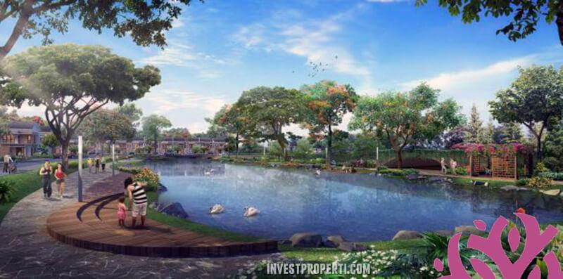 Danau Burgundy Summarecon Bekasi