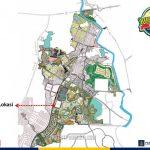 Peta Lokasi Ruko BOLSENA Square Gading Serpong