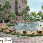 Swimming Pool - Cengkareng Sentraland Apartment