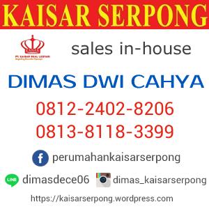 Sales Inhouse Kaisar Serpong