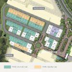 Site Plan Amarine BSD Fase 2