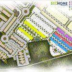 Site Plan EcoHome Residence CitraRaya