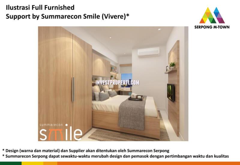 Interior Design Apartemen Serpong M-Town