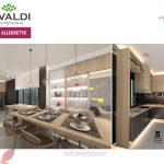 Interior Design Rumah Cluster Vivaldi Tipe L9