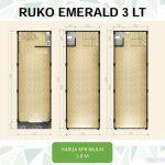 Ruko Emerald Square Tangerang - 3 Lantai
