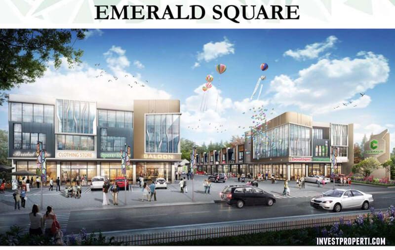 Ruko Emerald Square Tangerang