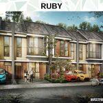 Rumah Emerald Residence Tangerang - Tipe Rubby