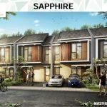 Rumah Emerald Residence Tangerang - Tipe Sapphire