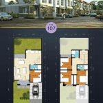 Rumah Savia BSD Tipe 107
