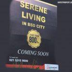 Serene Living @ BSD City