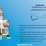 Apartemen BSD Sky House TIpe 3 BR