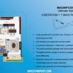 Apartemen BSD Sky House TIpe 3+1 BR