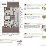 Denah Rumah Engawa 2 - Sakura Regency 3