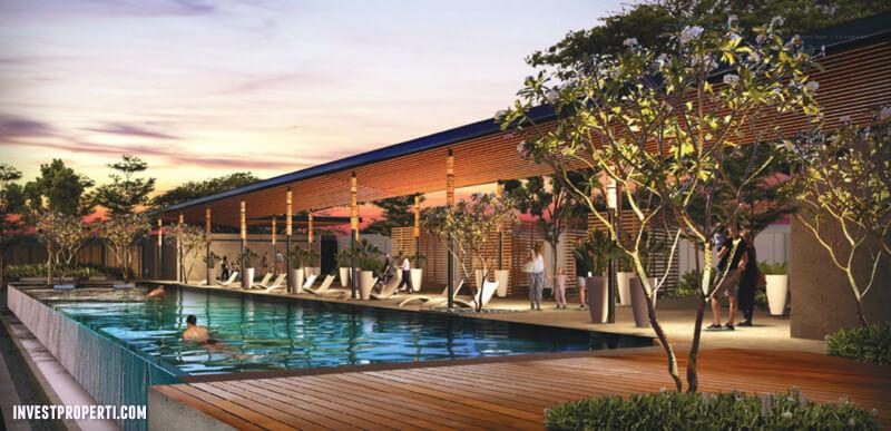 Kasamara Apartment Pool