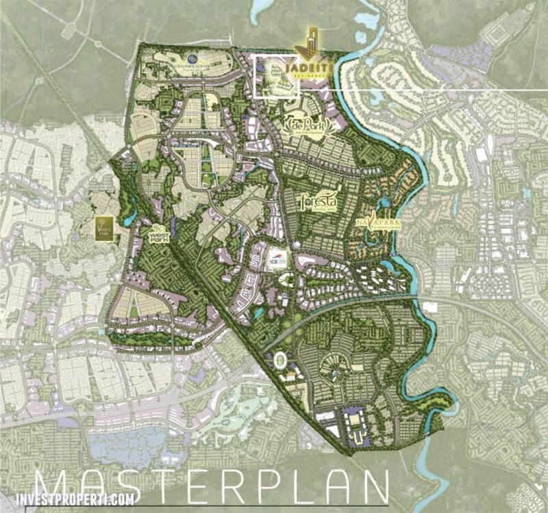 Master Plan BSD City