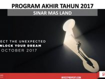 Price Lock Sinarmas Land 2017