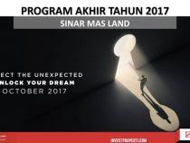 Price Lock Sinarmas Land 2017