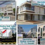 Proyek Developer PT. Sinar Surabaya Wiratama