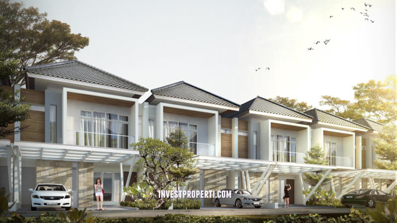 Rumah The Riviera at Puri